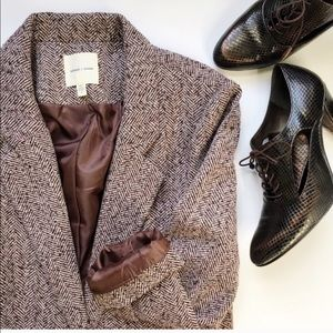 Urban Outfitters Wool Blazer